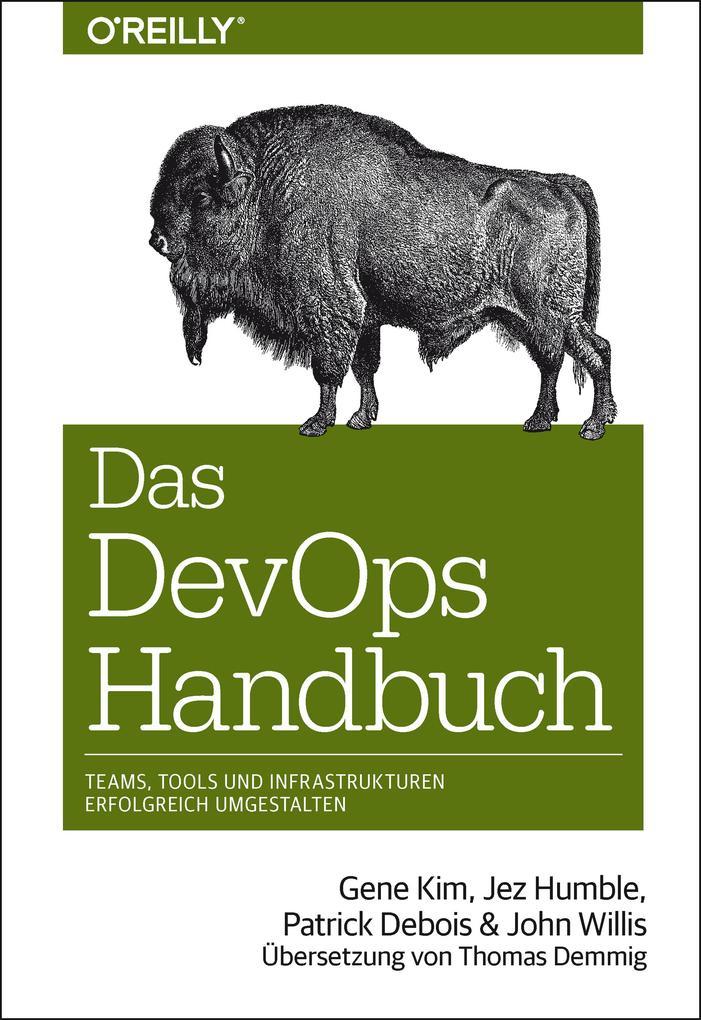 Das DevOps-Handbuch als eBook