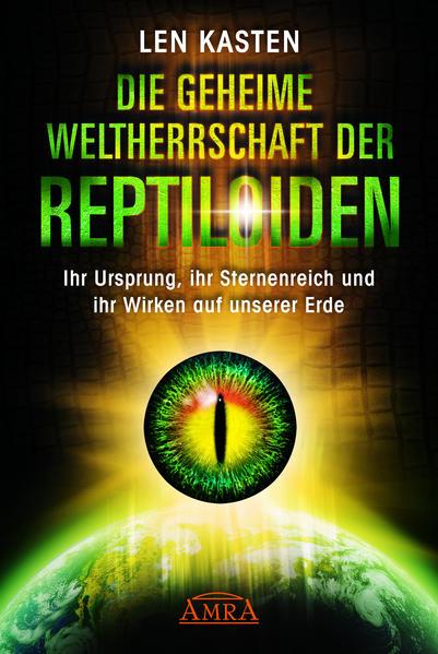 Die geheime Weltherrschaft der Reptiloiden als Buch