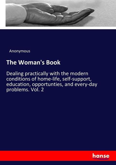 The Woman´s Book als Buch von Anonymous
