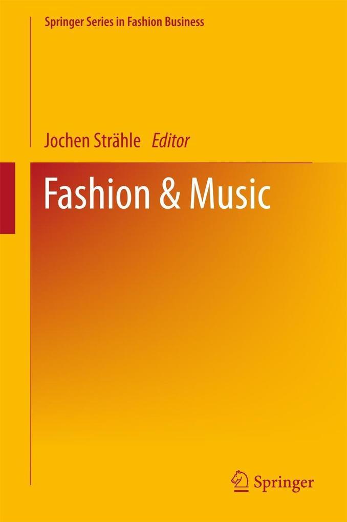 Fashion & Music als eBook Download von