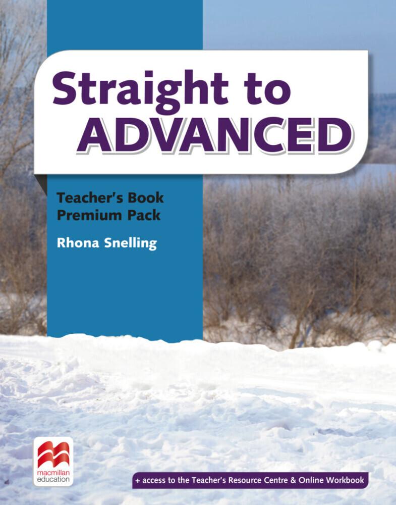 Straight to Advanced als Buch von Richard Storton, Zoltán Rézmüves - Richard Storton, Zoltán Rézmüves