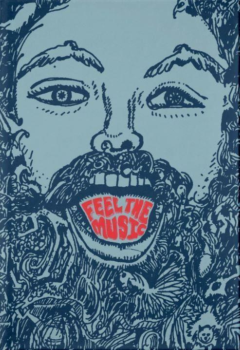 Feel the Music als Buch von Paul Major