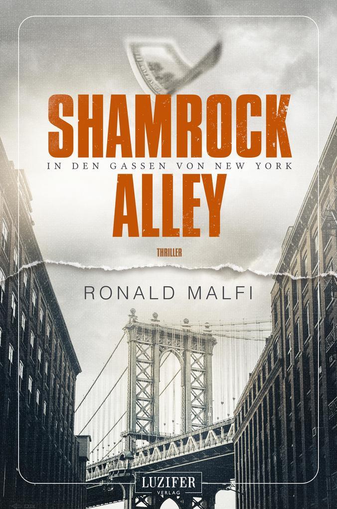 Shamrock Alley - In den Gassen von New York als Buch