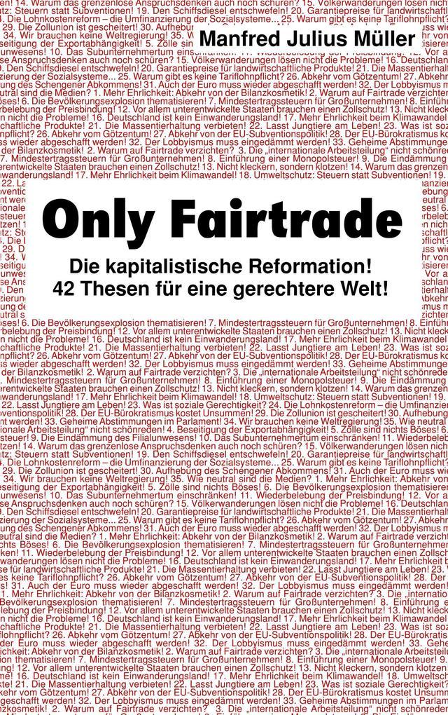 Only Fairtrade als Buch