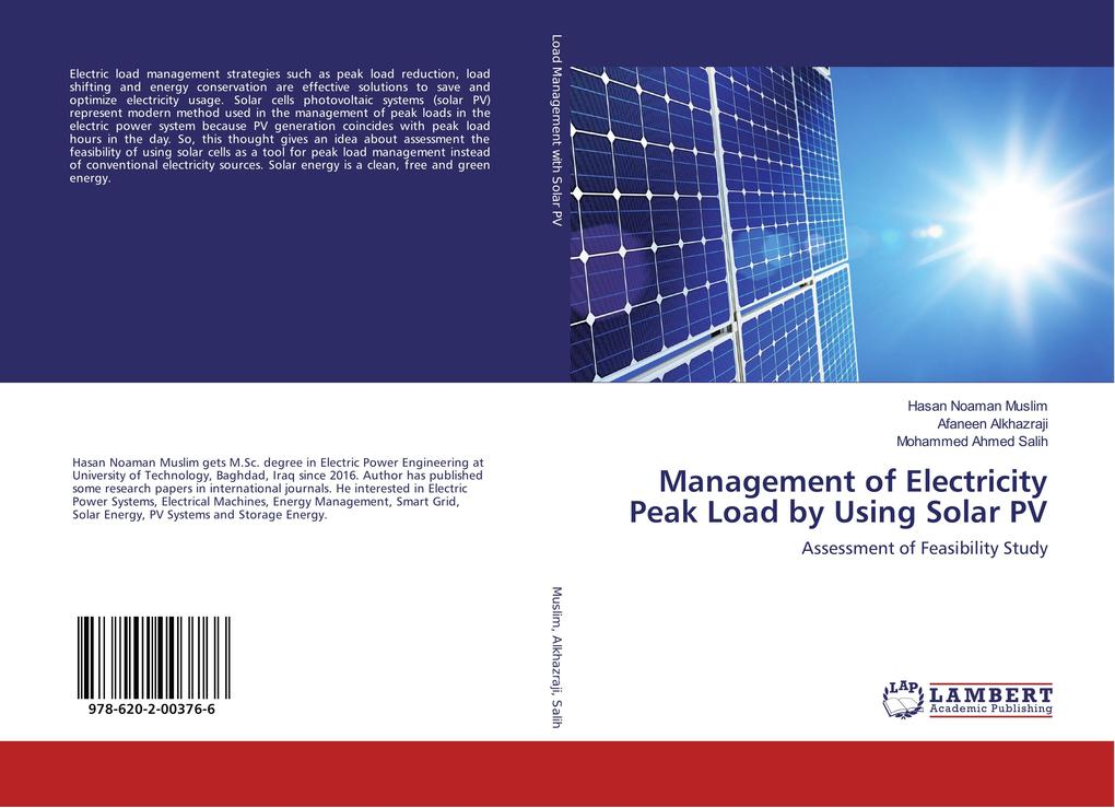 Management of Electricity Peak Load by Using So...