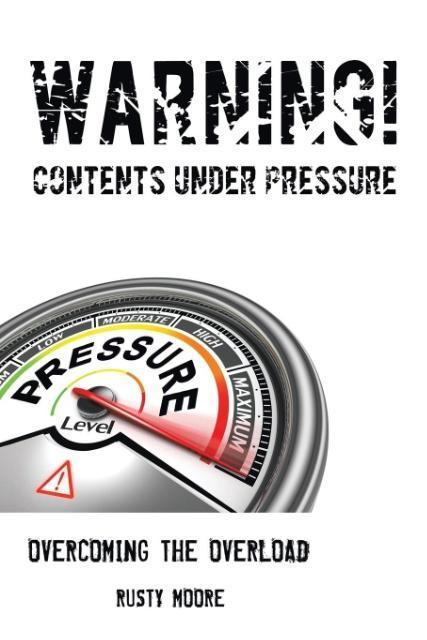 Warning Contents Under Pressure als Taschenbuch...