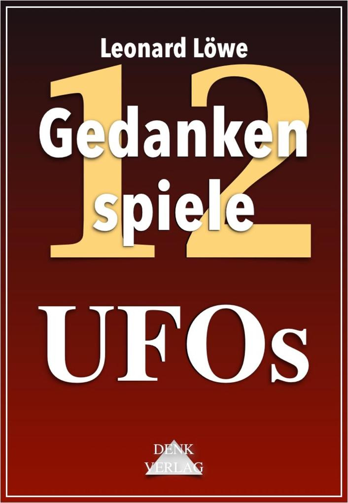 UFOs als eBook Download von Leonard Löwe