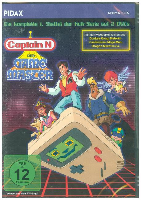 Captain N - Der Game Master