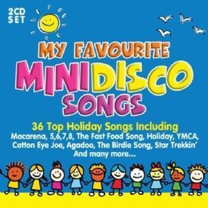 My Favorite Mini Disco Songs