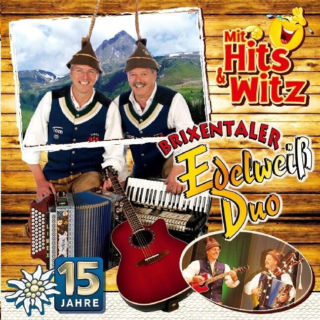 15 Jahre-Mit Hits & Witz