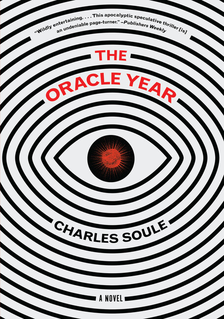 The Oracle Year als Buch von Charles Soule
