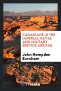 Canadians in the imperial naval and military service abroad