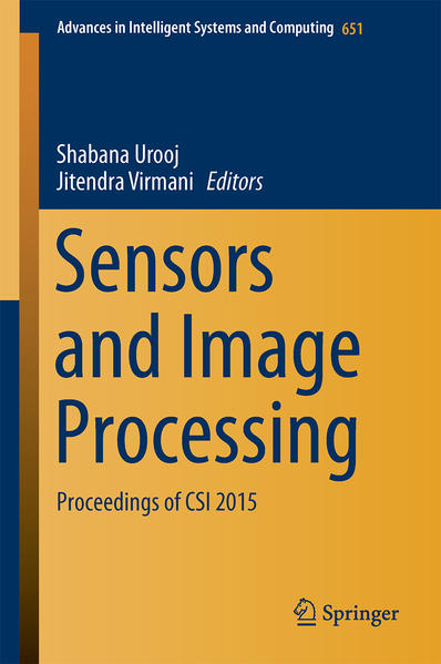 Sensors and Image Processing als Buch von