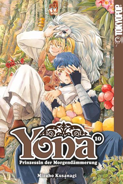 Yona - Prinzessin der Morgendämmerung 10 als Taschenbuch