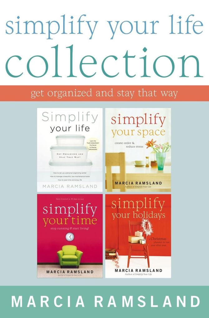 Simplify Your Life Collection als eBook Downloa...