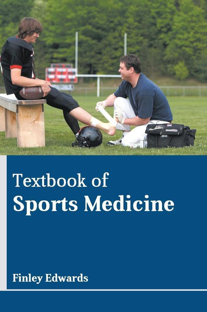 Textbook of Sports Medicine als Buch von