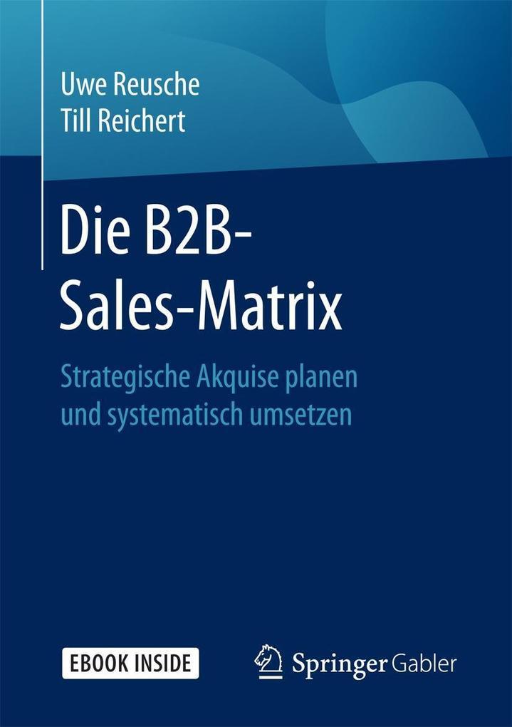 Die B2B-Sales-Matrix als eBook Download von Uwe...