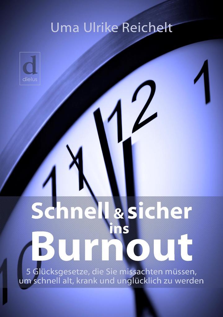Schnell und sicher ins Burnout als Taschenbuch