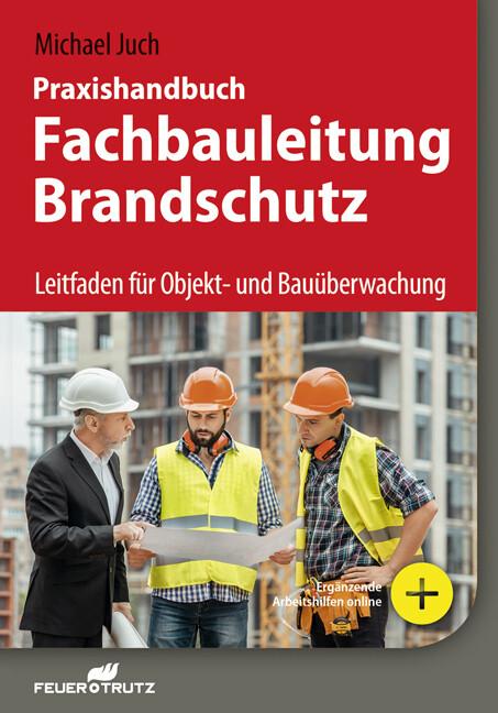 Fachbauleitung Brandschutz als Buch