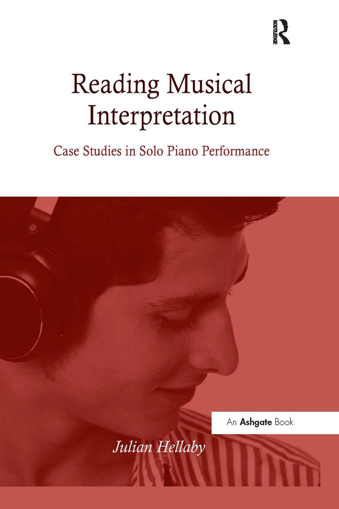 Reading Musical Interpretation als eBook Downlo...