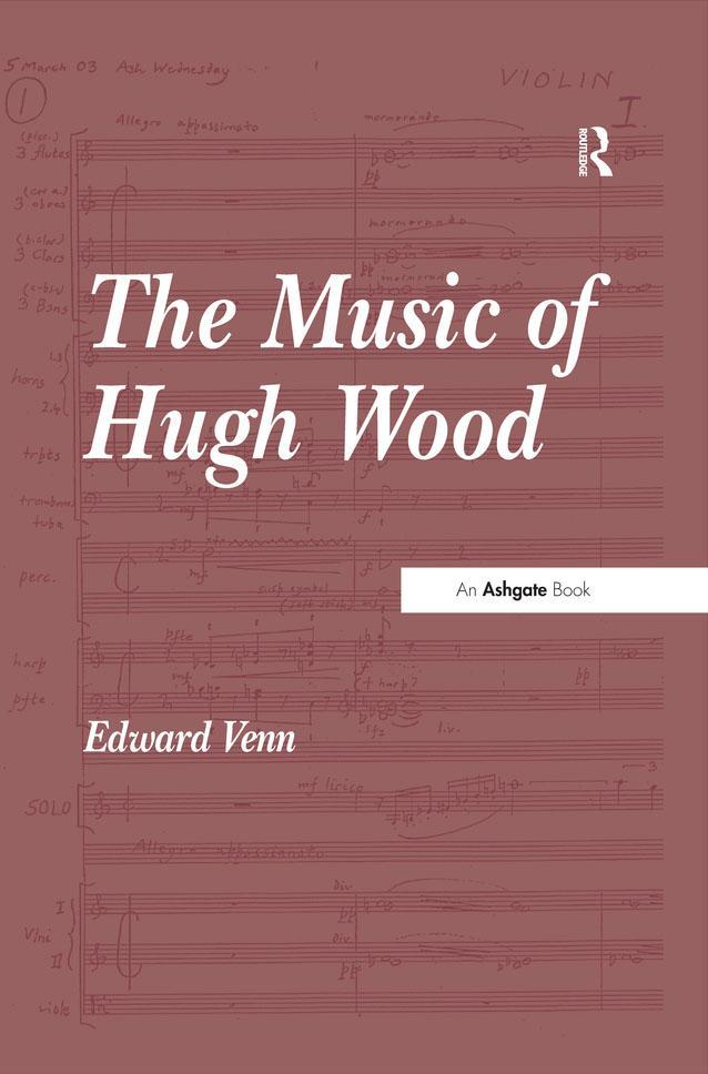 Music of Hugh Wood als eBook Download von Edwar...