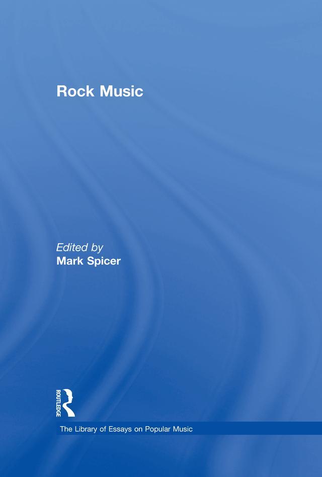 Rock Music als eBook Download von