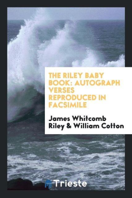 The Riley baby book als Taschenbuch von James W...