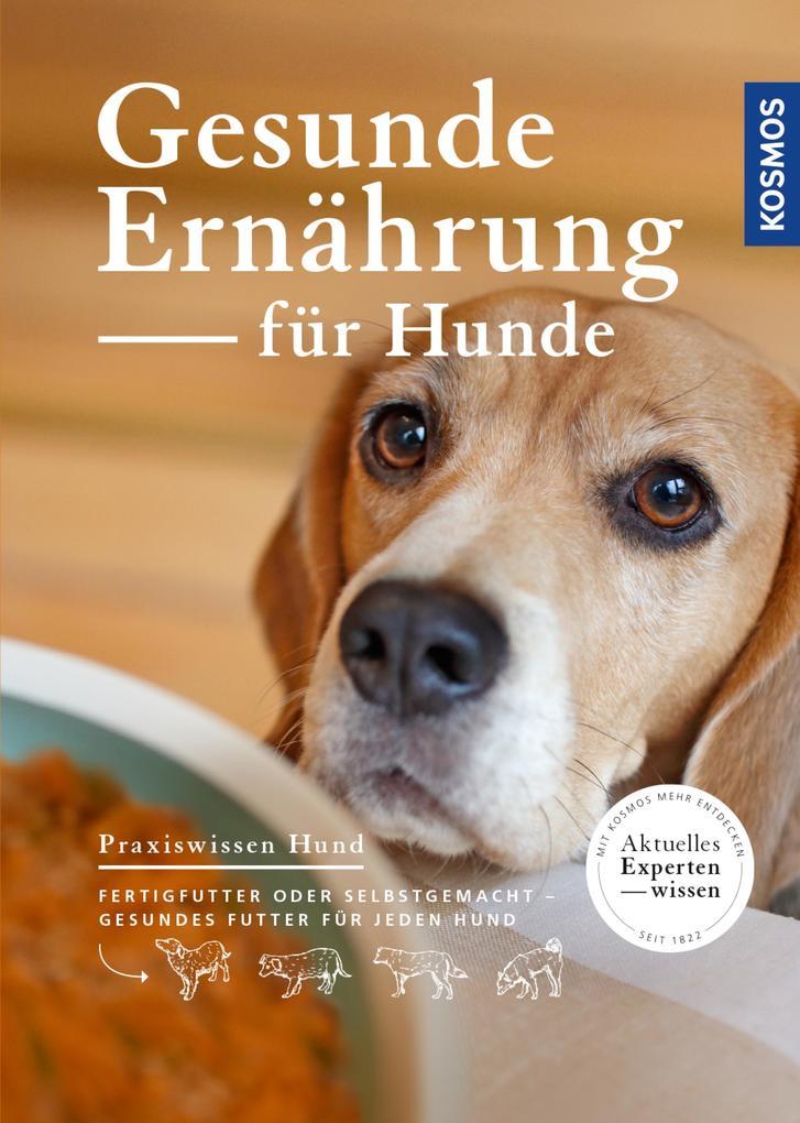 Gesunde Ernährung für Hunde als eBook Download ...