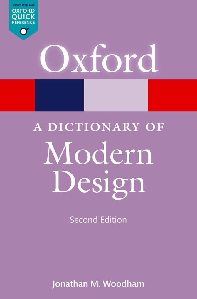 A Dictionary of Modern Design als eBook Downloa...