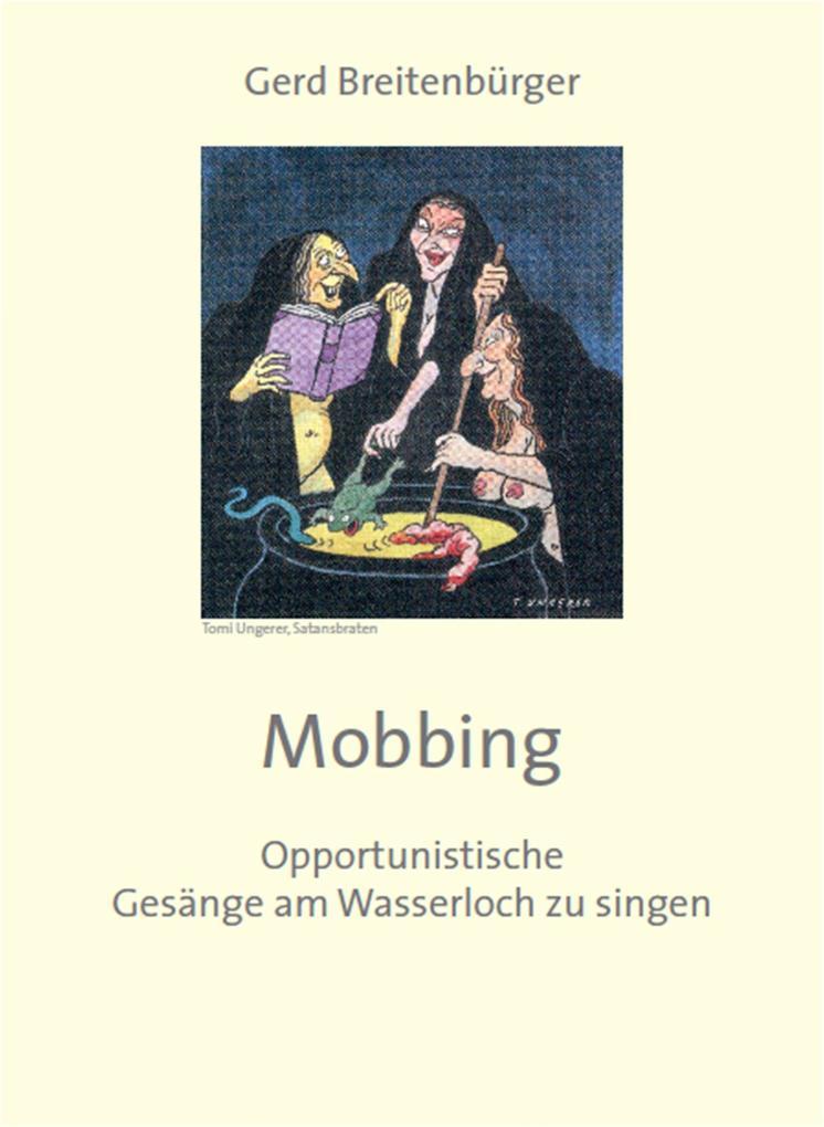Mobbing als eBook Download von Gerd Breitenbürger