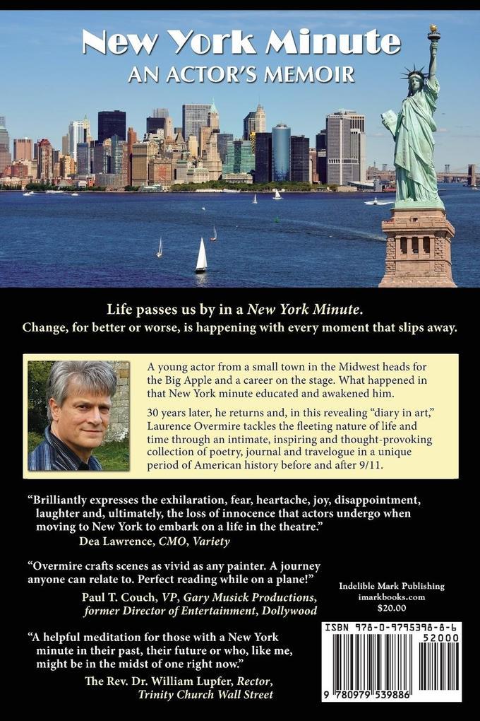 New York Minute als Taschenbuch von Laurence Ov...