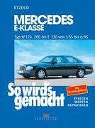 Mercedes E-Klasse W 124 von 1/85 bis 6/95