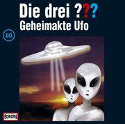 Die drei ??? 080. Geheimakte Ufo (drei Fragezeichen) CD