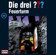 Die drei ??? 085. Feuerturm (drei Fragezeichen) CD
