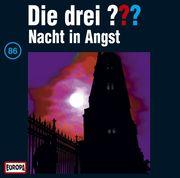 Die drei ??? 086. Nacht in Angst (drei Fragezeichen) CD