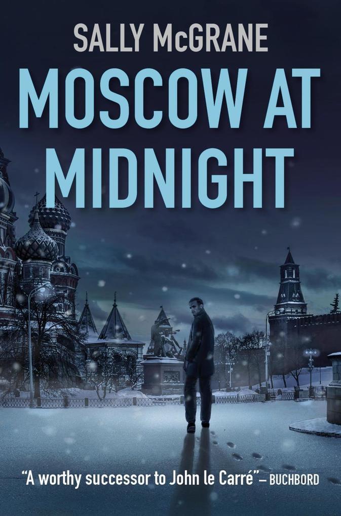 Moscow at Midnight als eBook Download von Sally...