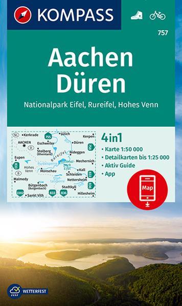 Aachen, Düren, Nationalpark Eifel, Rureifel, Ho...
