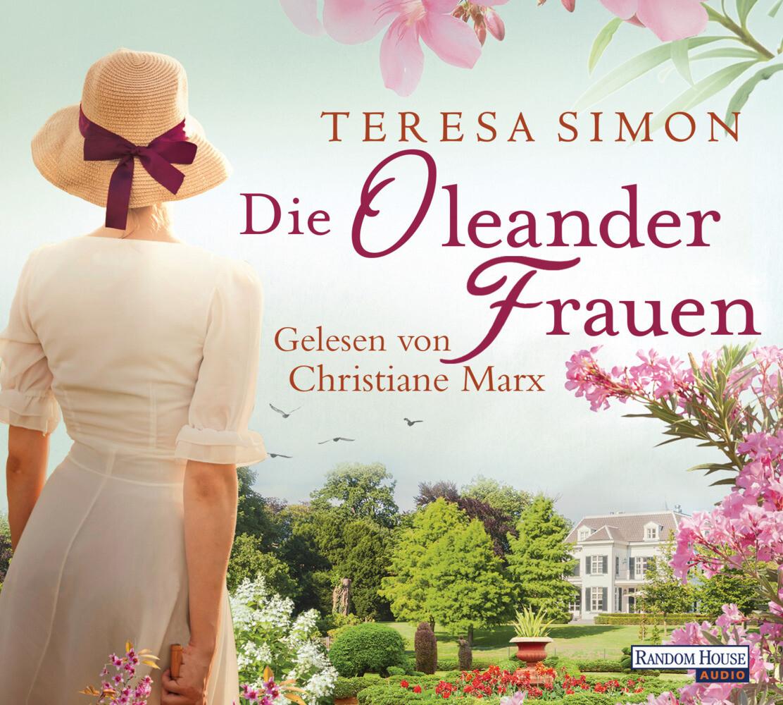Die Oleanderfrauen als Hörbuch