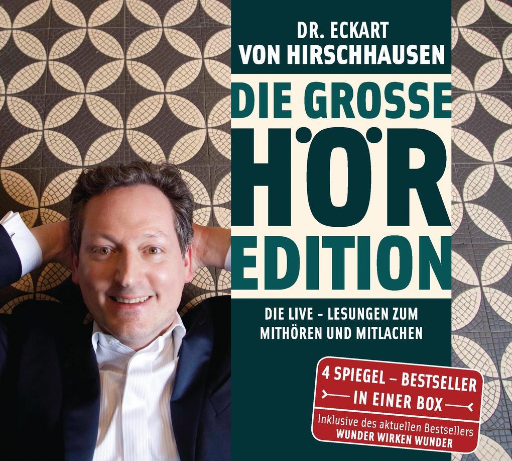 Die große Hör-Edition als Hörbuch