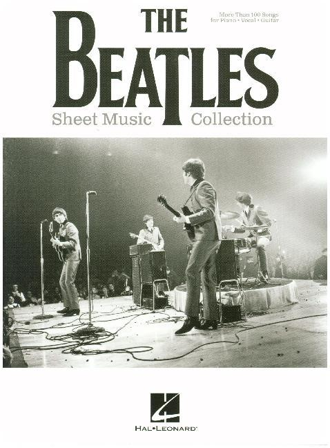 The Beatles Sheet Music Collection (PVG) als Ta...