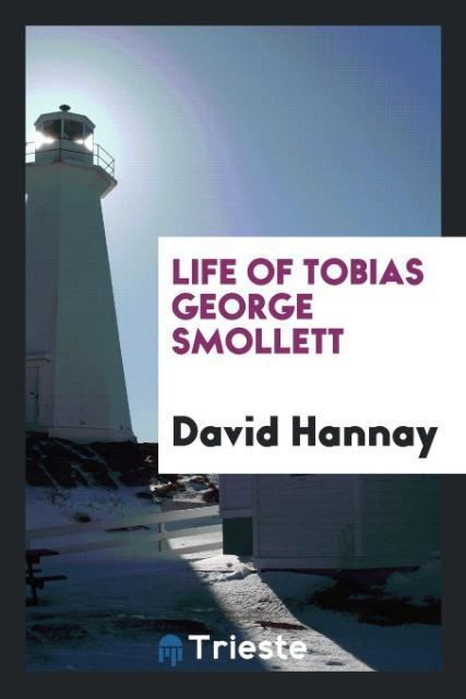 Life of Tobias George Smollett als Taschenbuch ...