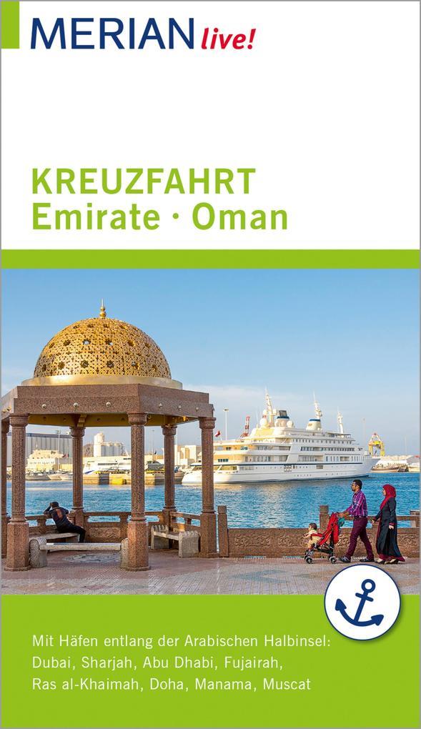 MERIAN live! Reiseführer Kreuzfahrt Emirate Oma...