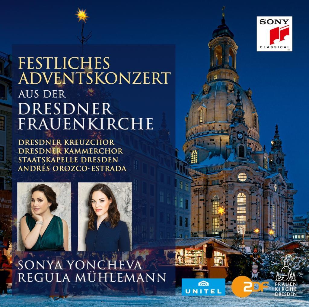 Festliches Adventskonzert 2016 aus der Dresdner...