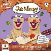 Jan & Henry 04 - 9 Rätsel und 1 Lied