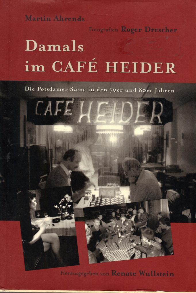 Damals im Café Heider als eBook Download von Ma...
