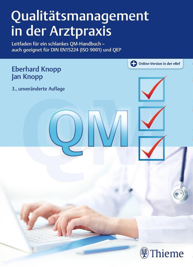Qualitätsmanagement in der Arztpraxis als Buch ...