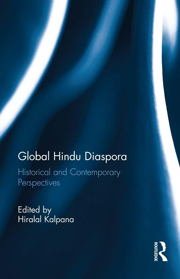 Global Hindu Diaspora als eBook Download von