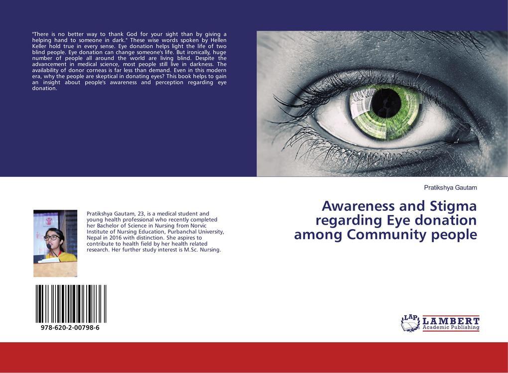 Awareness and Stigma regarding Eye donation amo...