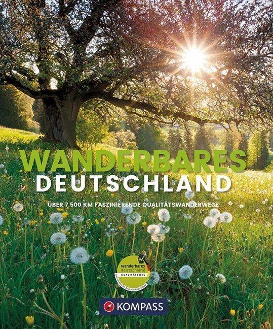 Wanderbildband Wanderbares Deutschland als Buch...