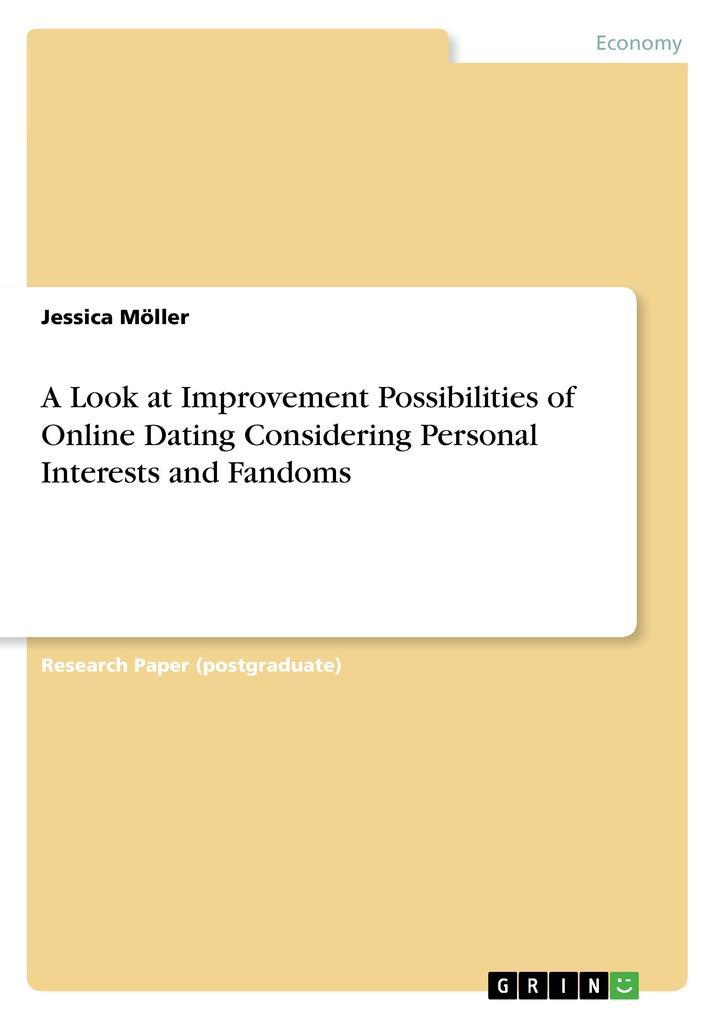 A Look at Improvement Possibilities of Online D...